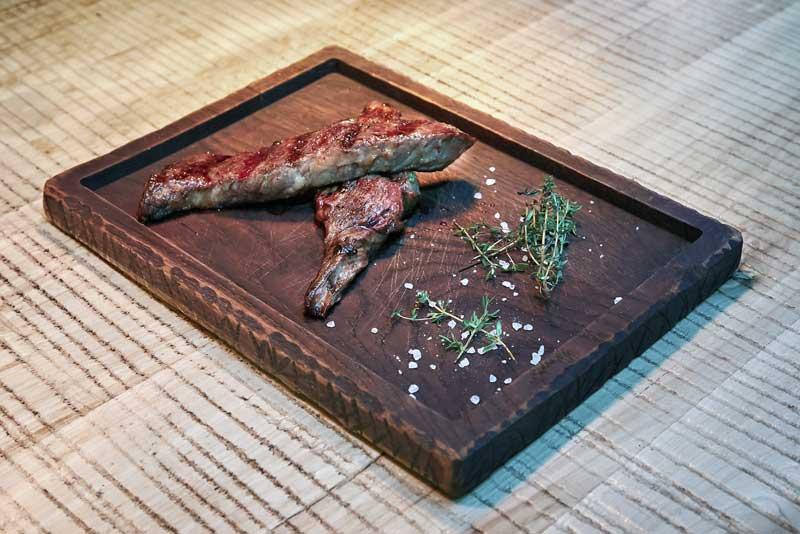30 рецептов идеальных стейков от «Мираторг»